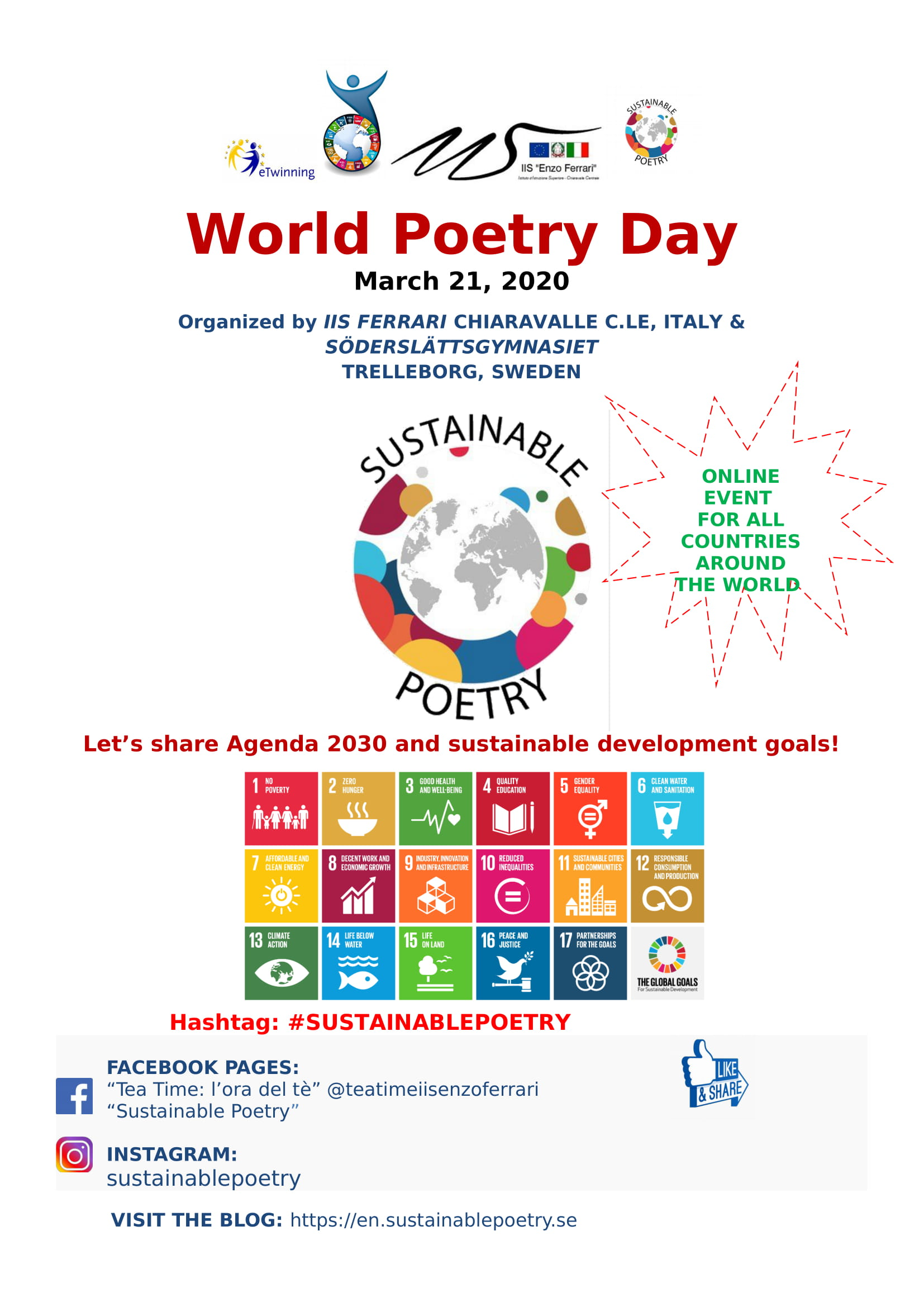 world poetry day ENGLISH 1-1 1