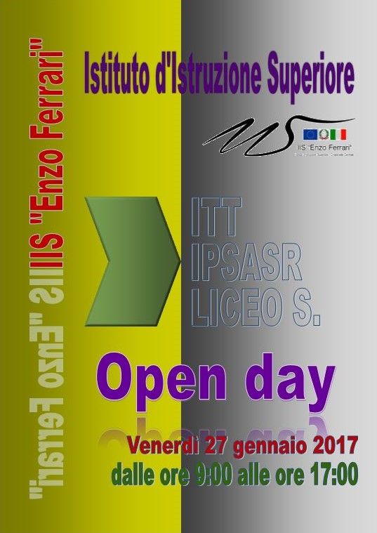manifesto open day gen2016